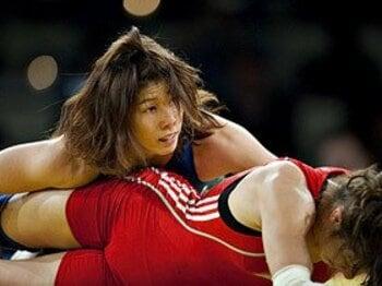世界選手権の不振を糧に、五輪全階級制覇を目指す。~女子レスリング弱体化の危機!~<Number Web> photograph by Uniphoto Press