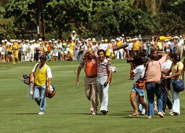 1983年2月13日ハワイアンオープン