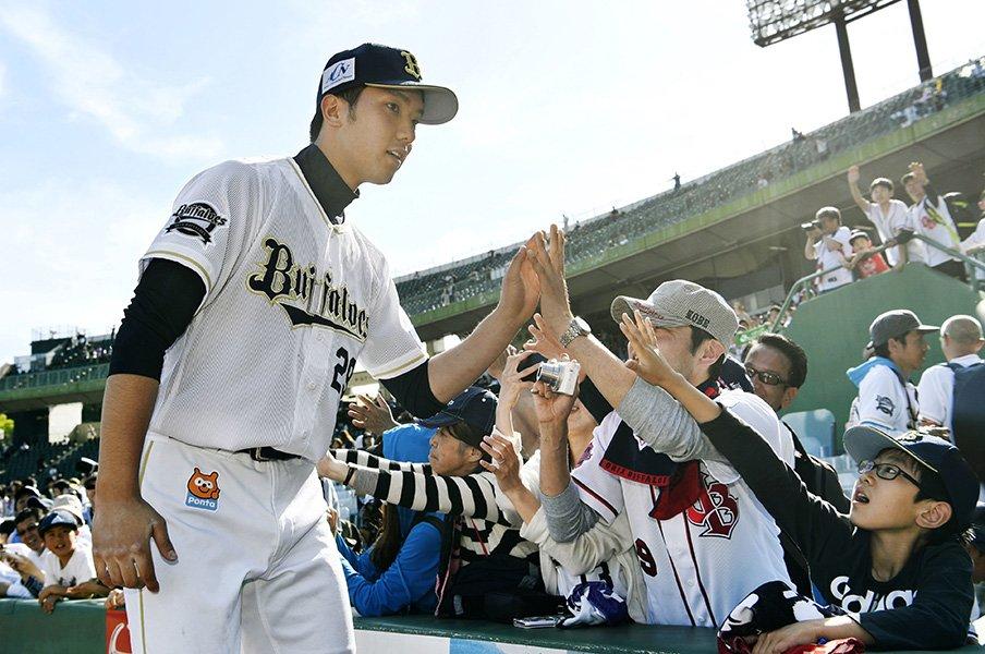 オリ1年目、田嶋大樹はなぜ勝てる?「鈍感だと長くはやっていけない」<Number Web> photograph by Kyodo News