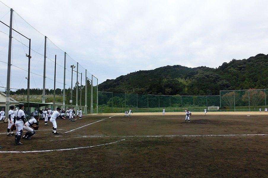16歳の大谷翔平に衝撃を受けた地。「晩秋のセンバツ」で熊野が燃える!<Number Web> photograph by Masahiko Abe