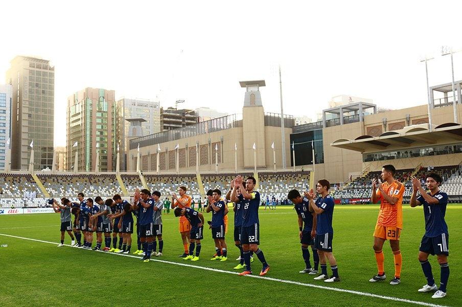 オシムが語るアジア杯初戦と中東勢。「日本は本物のサッカーを見せた」<Number Web> photograph by JFA/AFLO