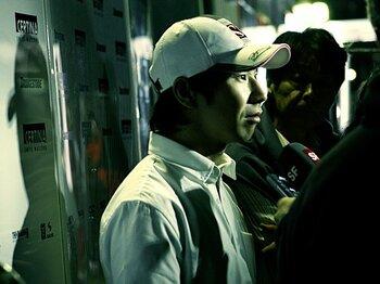 可夢偉&ザウバー、かく戦えり。~パドックで聞いた苦戦の真相~<Number Web> photograph by Kozo Fukuoka