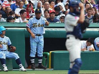 準決、関東一vs.東海大相模を占う。4投手併用と二枚看板の継投対決!<Number Web> photograph by Hideki Sugiyama