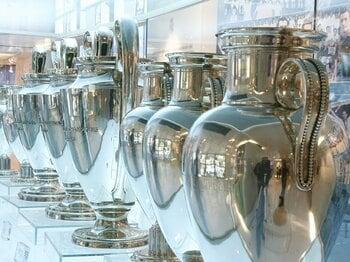 大学経営、テーマパーク建設も浮上!売上世界一、レアルの多角化戦略。<Number Web> photograph by Real Madrid via Getty Images