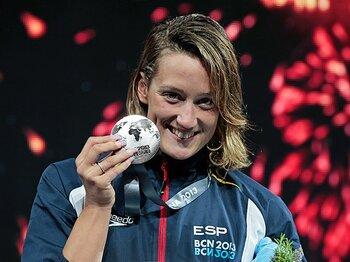 万能な女子たち。~世界水泳、3人のマルチスイマー~<Number Web> photograph by Getty Images