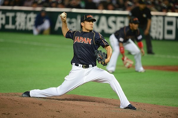 先発・田中将大、本来の力出せずわずか23球で降板。