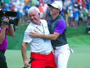 マキロイが象徴した「ゴルフの基本」。脱落競争を制し、メジャー大会連勝。