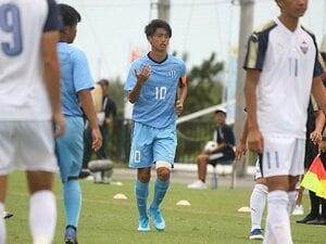 昨年準V、U-20W杯の悔しさを糧に。西川潤が夏を制して逞しくなった。