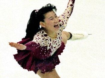 伊藤、浅田のメダルを後押し。国際審判員の藤森さん逝く。~褒め上手であり、鋭い採点の人~<Number Web> photograph by KYODO