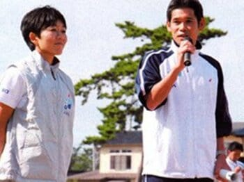 五輪欠場から2カ月、野口みずきが語った真実。<Number Web> photograph by Takayuki Tomizawa