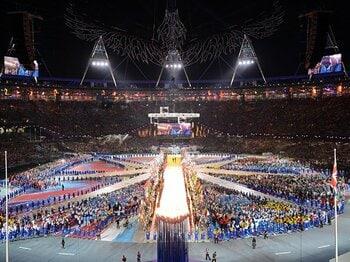 """ロンドン五輪の""""運営""""を採点する。東京招致活動の参考にすべき点は?<Number Web> photograph by Tetsuya Higashikawa/JMPA"""