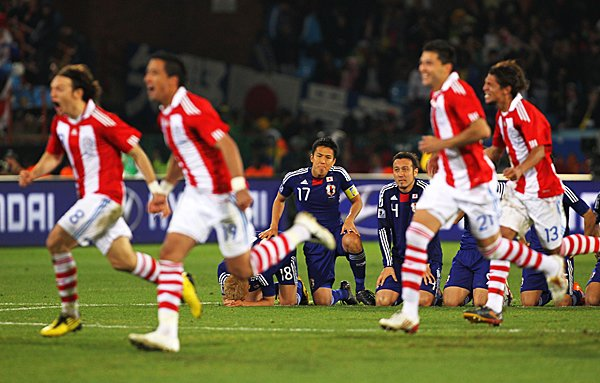 パラグアイの歓喜