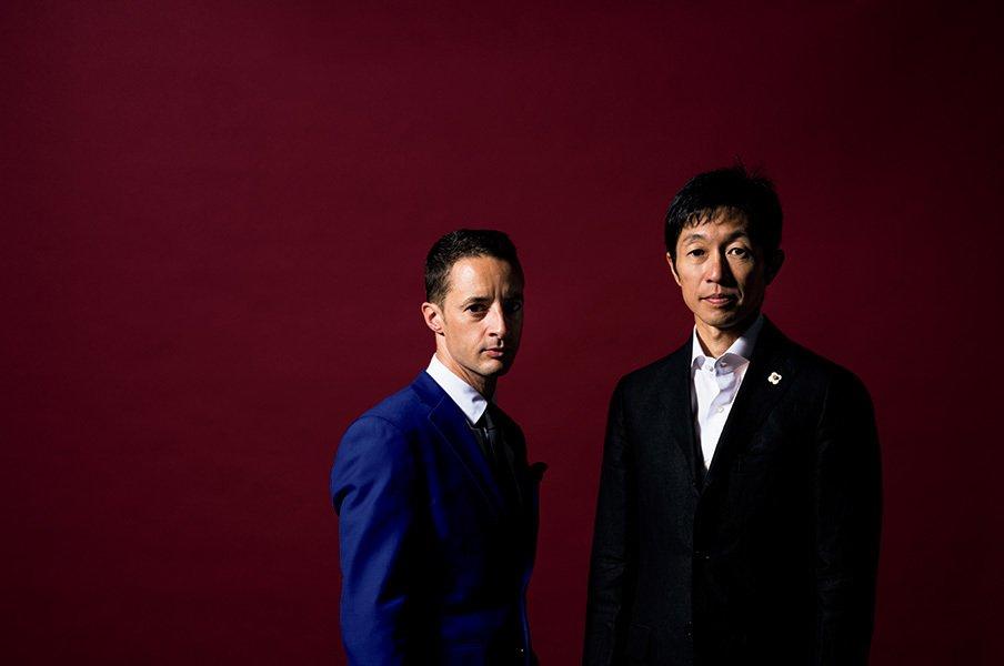 武豊&ルメール、大一番前の対談。キタサンやレイデオロの印象は……。<Number Web> photograph by Kisei Kobayashi
