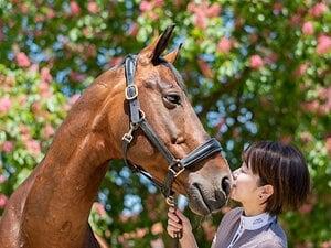 愛馬の「突然の死」を乗り越えた馬場馬術・黒木茜が、東京オリンピックへの挑戦を諦めた理由「一番大切なのは…」