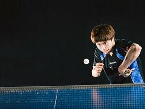 """卓球""""世界最強の中国""""に勝つには? 世界2位、森薗・大島ペアの過酷な道。"""