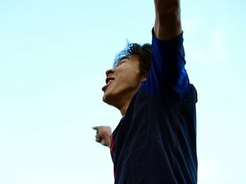 """ザッケローニも注目の1トップ候補!?""""速いだけじゃない""""永井謙佑の武器。<Number Web> photograph by Naoki Ogura/JMPA"""