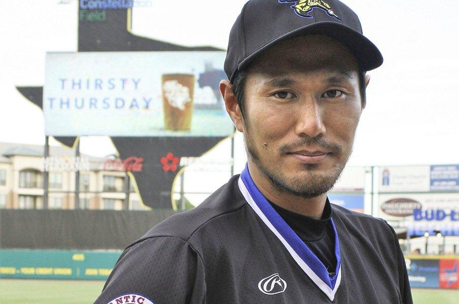 久保康友を生き残らせた頭の使い方。松坂世代の「できない子」の視線。<Number Web> photograph by Kyodo News