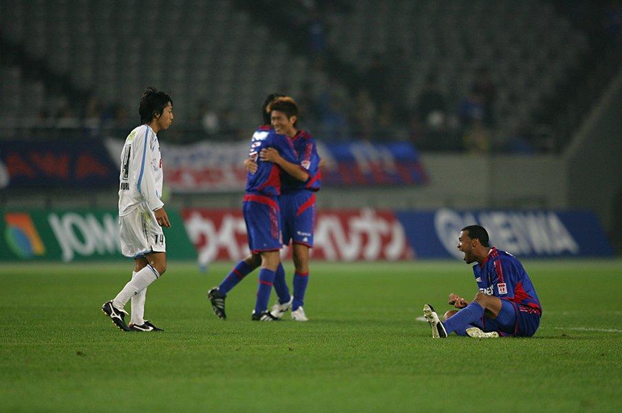 令和に語り継ぐ、J平成名勝負(7)~2006年第30節:FC東京vs.川崎~<Number Web> photograph by J.LEAGUE