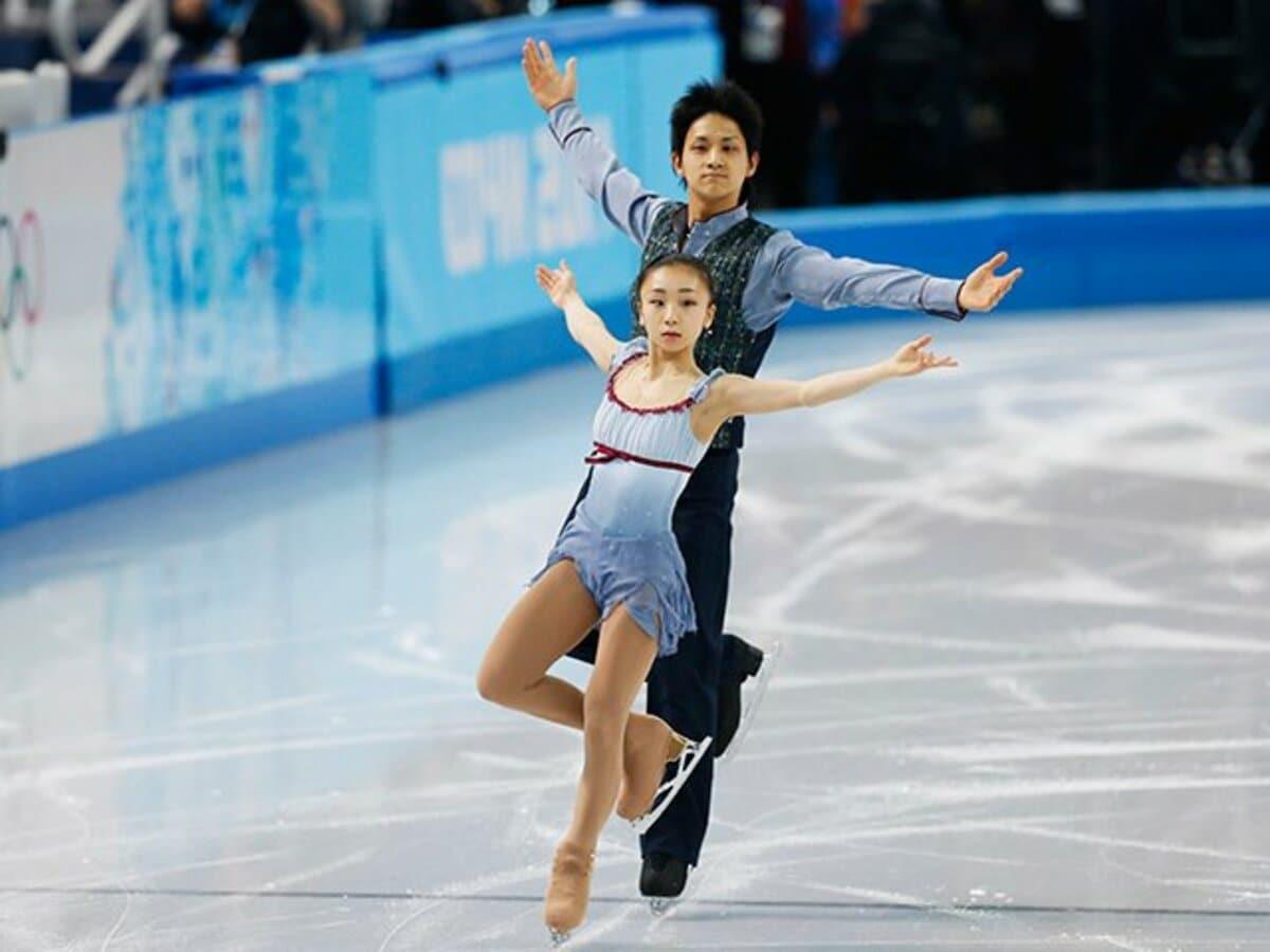 と 他 の 何 か フィギュア スケート