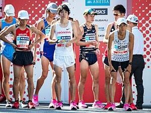 大迫傑vs.設楽悠太、東京マラソン。2時間4分台、日本記録更新で五輪へ?