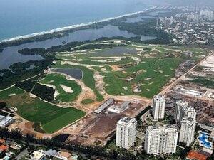 """リオ五輪の新設ゴルフコースに潜入。勝負を左右する""""風""""と周辺環境。"""