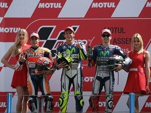 最後は「友達の多いヤツ」が有利!?MotoGP後半戦、王者たちの三つ巴。