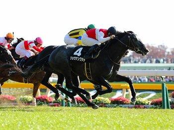 ハイレベルの激戦、NHKマイルカップ。GIを勝つために必要な「武器」とは?<Number Web> photograph by Yuji Takahashi