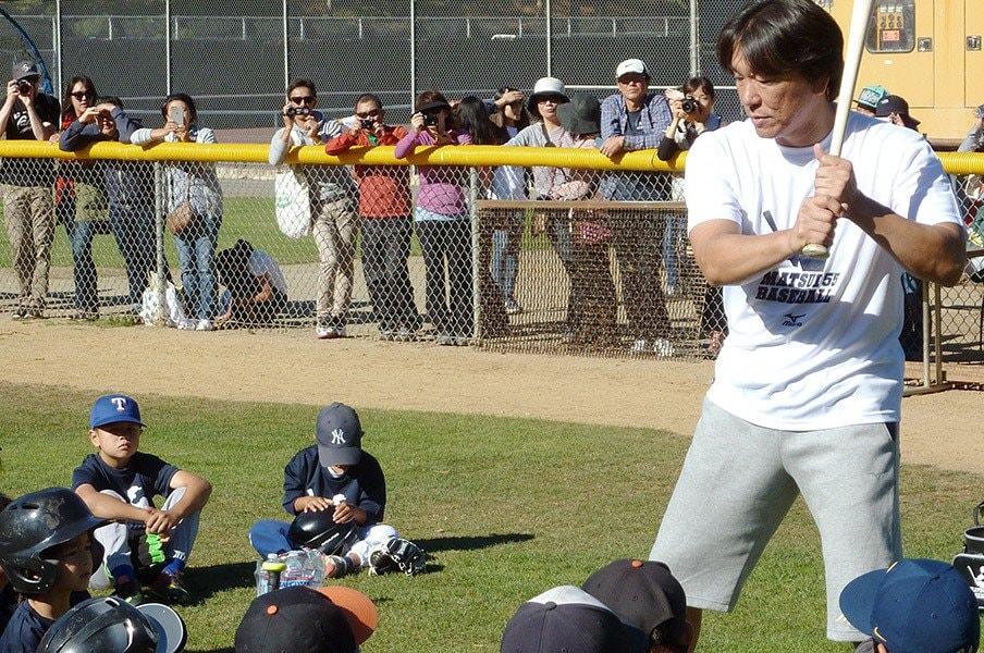 松井秀喜が語る2020年、その先の未来。世界に伝えたい「日本のスポーツ文化」。<Number Web> photograph by Kyodo News
