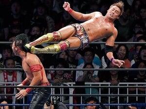 """新日本のエース・オカダのドロップキックに夢をみる。~G1王者""""金になる""""王道の技~"""