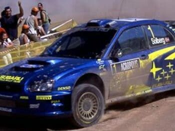 「公道のF1」WRCが、ついに日本で開催。<Number Web> photograph by Takeshi Sakuma