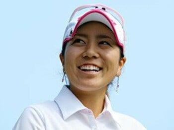 日本女子オープンでは最終日に崩れ、宮里藍の大会最年少優勝記録の更新はならなかった