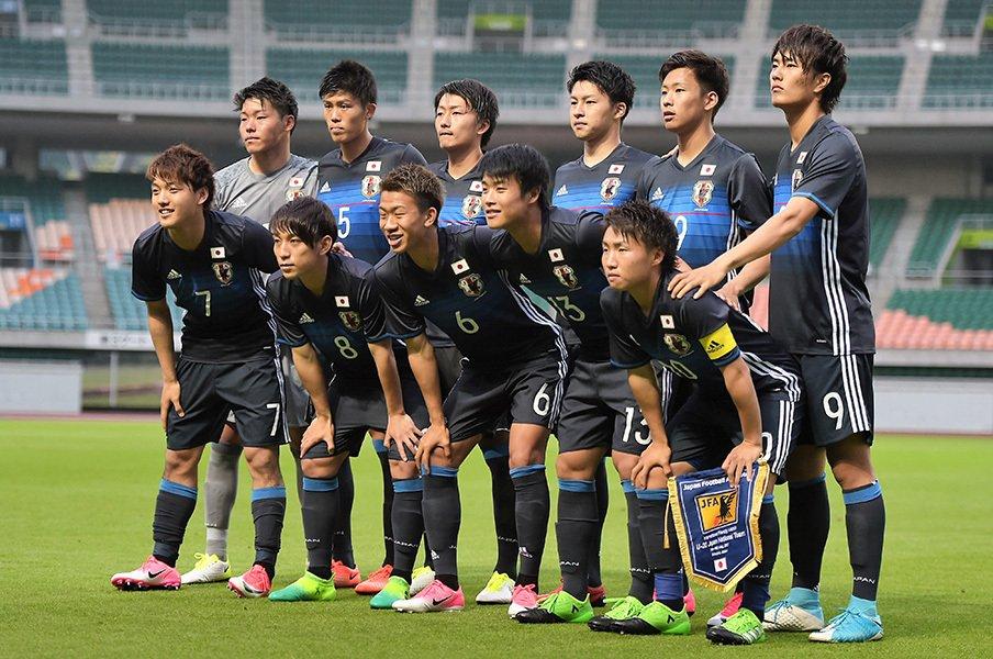 15歳の久保に注目が集まるが、内山監督のもとで鍛え上げられたチームは、この世代初のアジア王者に輝いた実績を持つことを忘れてはならない。