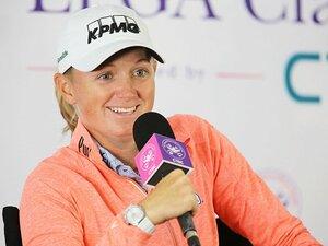 ゴルフ全米女王はビジネスも世界一!?ステイシー・ルイスが抱く野望とは。