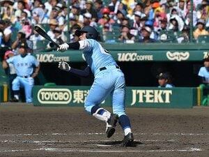 常葉大菊川は最後まで真っ向勝負。近江・北村に6打点献上も勲章だ。