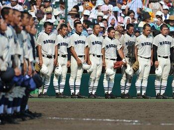 """強豪私学の時代に公立は勝てるか?甲子園で勝つための""""特別なこと""""。<Number Web> photograph by Hideki Sugiyama"""