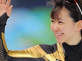 トリノの借りをバンクーバーで返す! メダルを狙う吉井小百合の本気度。