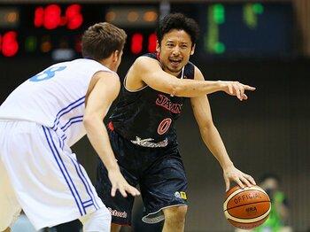 リオ五輪へ挑む34歳・田臥勇太。東京五輪の夢と引退意識を語る。<Number Web> photograph by AFLO