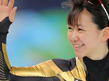トリノの借りをバンクーバーで返す! メダルを狙う吉井小百合の本気度。<Number Web> photograph by Kaoru Watanabe/JMPA
