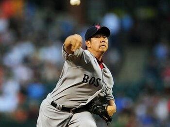 45歳まで投げるために。渡米4年目、松坂の変身。<Number Web> photograph by Yukihito Taguchi