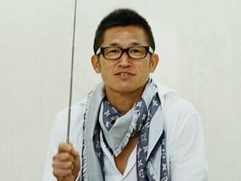 <有名人から読者まで> 教えてカズ先生 ~44歳のキングに44の質問~ <3限目><Number Web> photograph by Megumi Seki