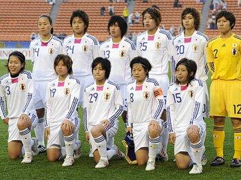 """2011年W杯をかけたアジア杯開幕へ。""""進化した""""なでしこジャパン。<Number Web> photograph by KYODO"""