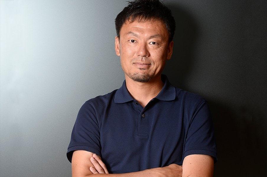 森岡隆三が語る鳥取での1年半。スタイル、予算、解任、そして今後。<Number Web> photograph by Shin Watanabe