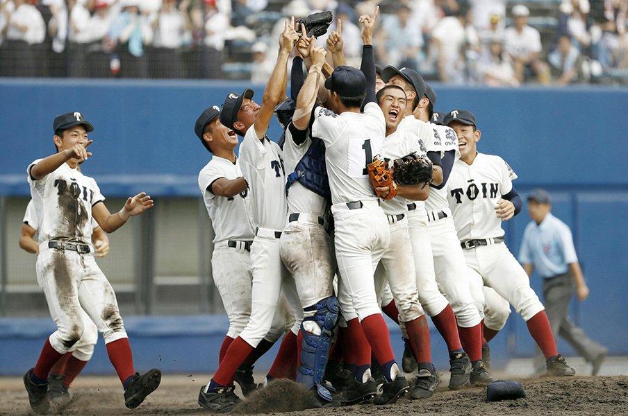 甲子園を今年も席巻する北関東勢。「上位8校」と注目の1回戦カードは?<Number Web> photograph by Kyodo News