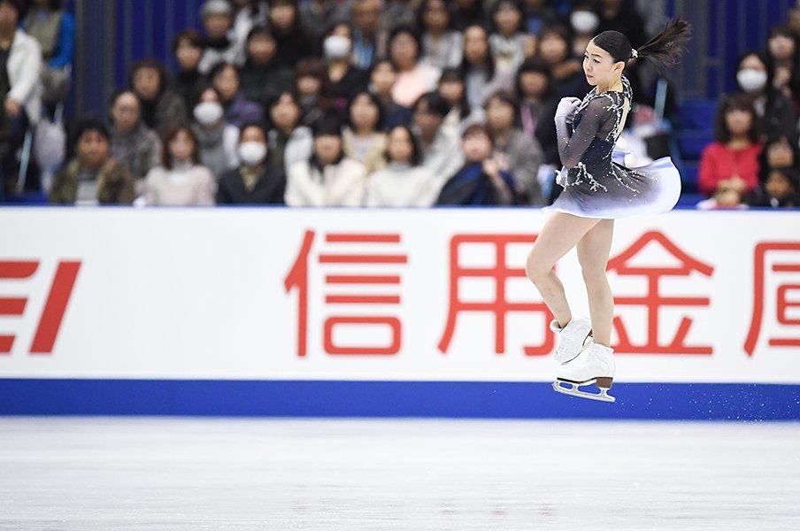 生きること=フィギュアスケート。日本の超新星・紀平梨花の秘密。<Number Web> photograph by Asami Enomoto