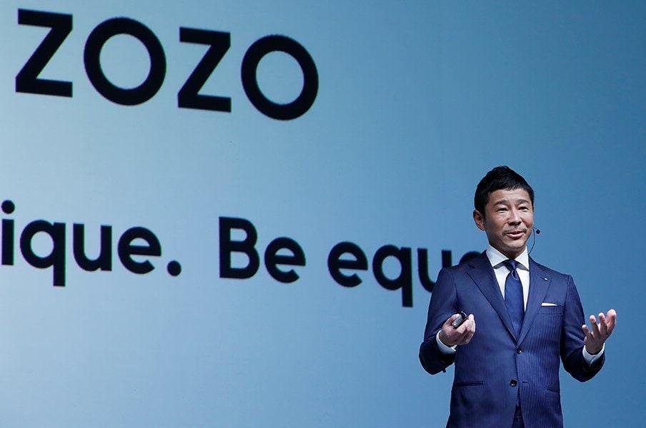 ZOZOはプロ野球界を変えるか!?シーズンオフに乞うご期待。<Number Web> photograph by Kyodo News