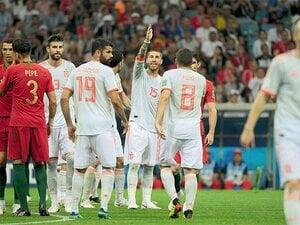 開幕2日前に解任も結局1位突破。スペインにイエロ監督は必要か?