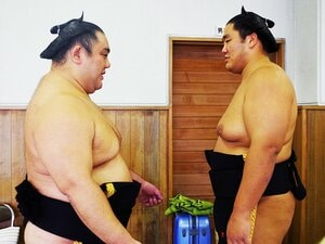 「相撲人生の最後を楽しませてくれた」若の里と元付け人・輝の巡業物語。