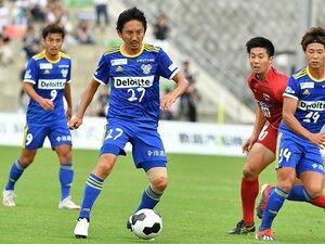 岡田武史の理念を実現する橋本英郎。FC今治のJ3昇格を引っ張る40歳。