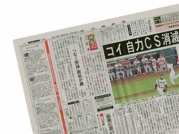 広島カープを斬りまくる地元紙コラム。その健全な批判精神と「鯉愛」の極み。<Number Web> photograph by Sports Graphic Number