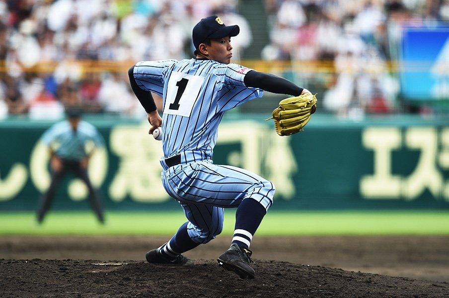 12球団の1位&外れ1位を大予想。2015年ドラフトは高校生の抽選必至!<Number Web> photograph by Hideki Sugiyama